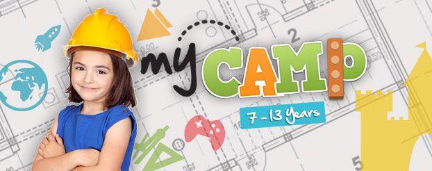 myCamp 7-13 years
