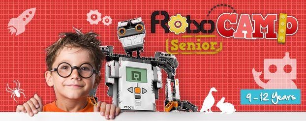 RoboCamp Senior - Advanced Robotics Program