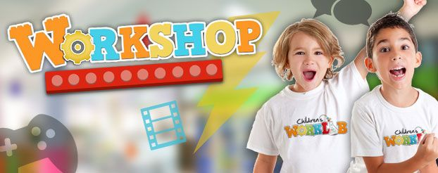Workshop for Kids in Singapore